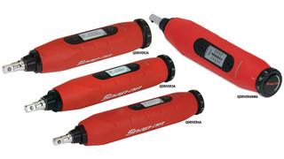 1/4 drive adjustable torque screwdrivers