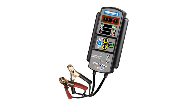PBT-300 Battery/Diagnostic Electrical System Tester
