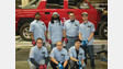 Industry sponsors provide 1,000 collision student technician uniforms