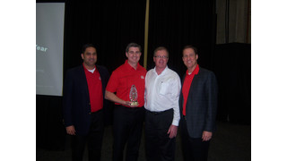 Mac Tools honors Clore Automotive, JS Products and Professional Tool Products with supplier awards