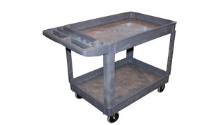 Polypropylene Shop Carts