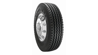 FS820 steering tires