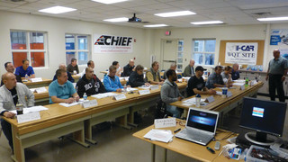 Chief Automotive Technologies helps East Valley Institute of Technology equip collision repair training centers