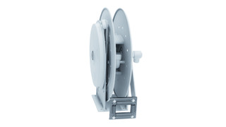 N800 Series industrial spring rewind hose reel