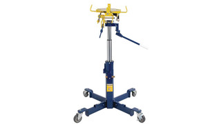 1/2 Ton Air/Hydraulic Telescopic Transmission Jack, No. HW93720