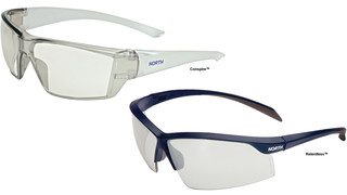 Conspire and Relentless protective eyewear