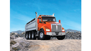 Kenworth launches new T880 vocational truck