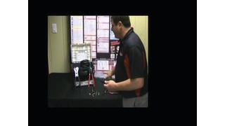 S.U.R.&R. TR555 Deluxe Transmission Oil Cooler Line Repair Kit Video
