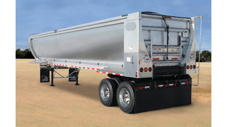Continuous Belt Super Hi-Lite Rolled Side Ag Trailer (ASHR-C)