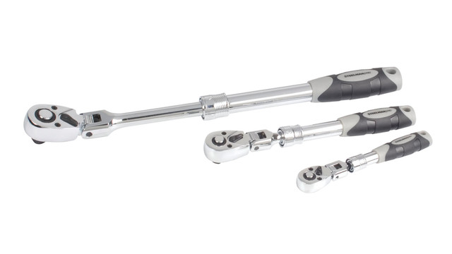 Extendable Flexhead Ratchet Set, No. 96753