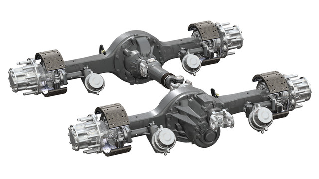 Spicer AdvanTEK 40 tandem axle delivers market-leading fuel efficiency, reduced ownership costs for fleet owners