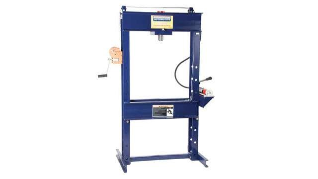 25-Ton Manual Shop Press, No. HW93300