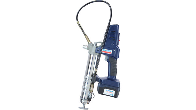 18V Lithium-Ion PowerLuber Grease Gun