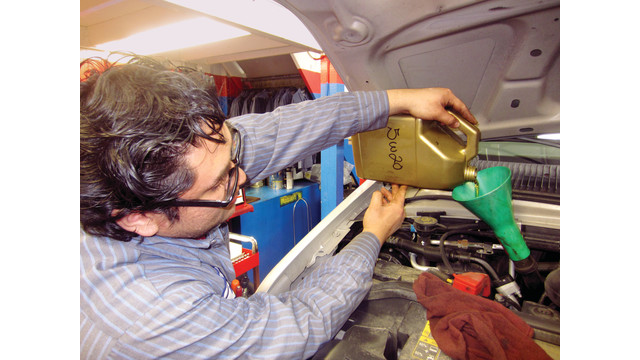 Extended oil drains may decrease costs