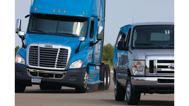 Meritor WABCO announces next generation OnGuard Collision Mitigation System is now available