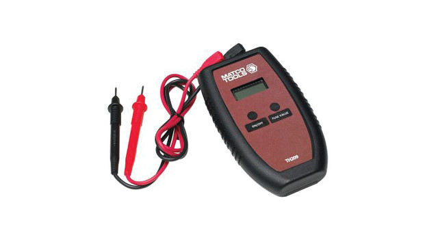 TH209 Professional Circuit and Parasitic Drain Tester