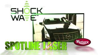 Rotary Lift Spotline Laser Video