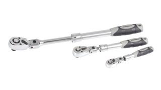 Extendable Flexhead Ratchet Set, No. 96753