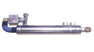 Bio Diesel Compatible In-Line Diesel Fuel Warmer, No. I-909BTEH-B100