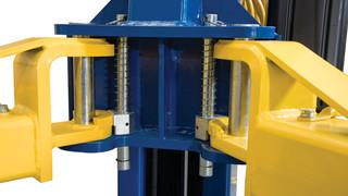 Automotive Lift Safety Features