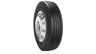 FT491 All-Position Radial tire