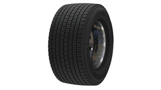 OptiGreen Series FD425 super wide ultra premium fuel and weight efficient drive position tire