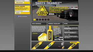 Tenneco launches new website for Monroe commercial vehicle product line