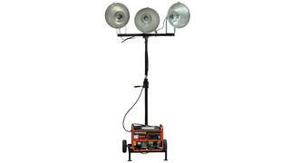 Watt Mini Light Tower, No. WAL-ML-3XM-3G 3000