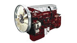 Mack delivers greater power, fuel efficiency with Mack MP8 Econodyne+ engine