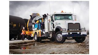 Introducing the Mack Granite MHD 4x2