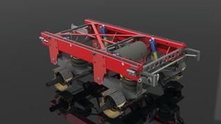 DockMaster 400 Air Ride Slider, No. DM400
