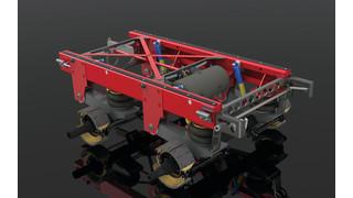 DockMaster 400 Air Ride Slider