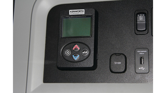 Idle Management System for T680