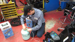 Wrenchin Roger Tests Refrigerant Video