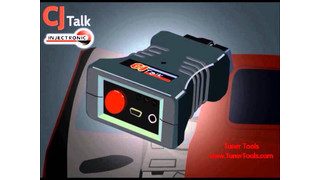 CJ Talk Speaking OBDII Scan Tool Video