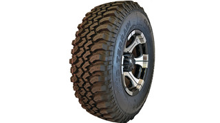 Claw tires