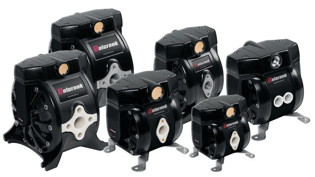 CenterFlo AODD pumps