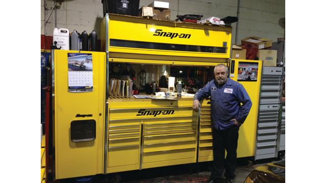 Big-Time Boxes: Doug Markland, Snap-on Toolbox