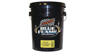 Blue Flame SAW 5W-30 API CJ-4 Diesel Motor Oil