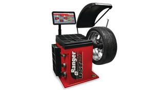 DST64T wheel balancer