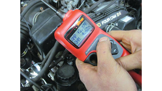 Failure-proof A/C diagnostics