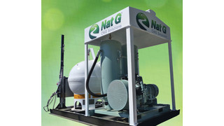 Nat G CNG Solutions offers 30 cents per gallon natural gas fueling station