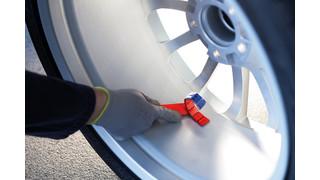 Speedliner adhesive wheel weight tape