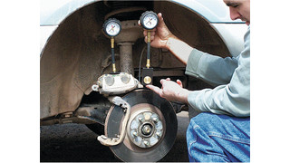 Disc Brake System Analyzer, No. 7884