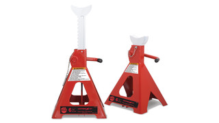6-ton Spring Assist Stands, No. JS6MJK