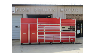 Big-Time Boxes: Mark Oliphant, Snap-on Tools
