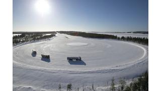 WABCO completes 25th season of arctic circle testing