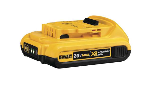 20V Max Premium XR Lithium Ion Battery Packs, Nos. DCB203 and DCB204