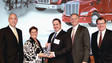 Camions Excellence Peterbilt wins Parts and Service Dealer of the Year Award