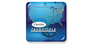 Carrier Transicold Dealer Network now available via smartphone app